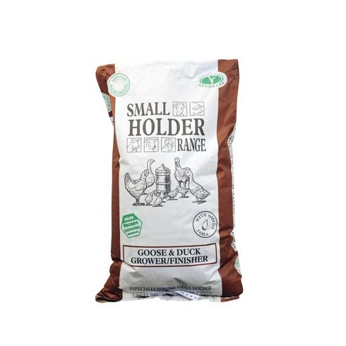 Small Holder Range Duck & Goose Grower/Finisher