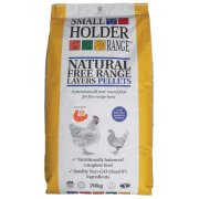 Natural Free Range Layers Pellets 20KG