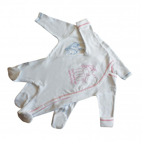 Sugarlump Clothing Equetech Sugarlump Babygrow