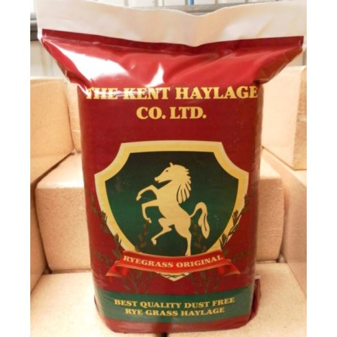 The Kent Haylage Co. Ltd. Rye Grass Haylage