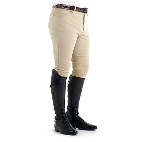 Townend Lord Soft Shell Mens Beige Breeches