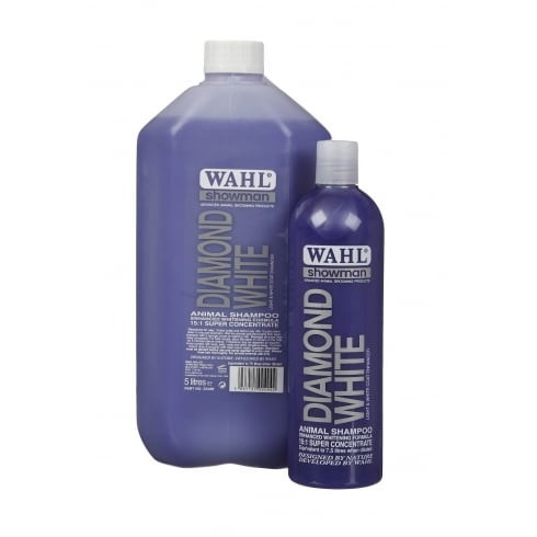 Wahl Diamond White Animal Shampoo 500ml