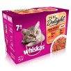 Whiskas 7+ Pure Delight Meaty Selection