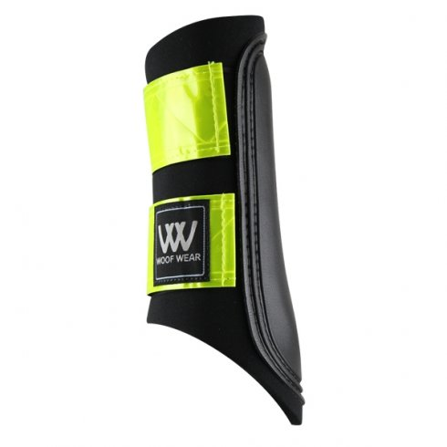 Woof Wear Club Reflective Brushing Boots