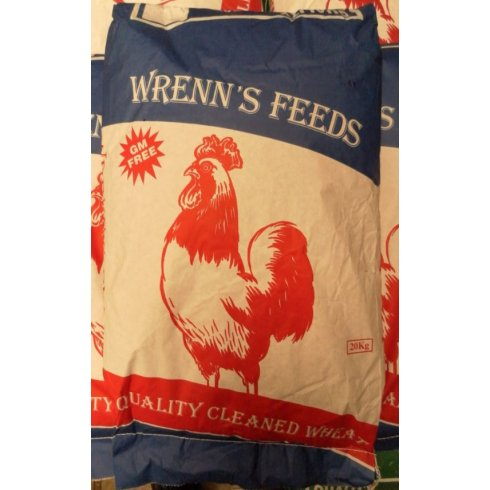 Wrenns Quality Cleaned Wheat